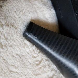 Naturalizer Shoes - Naturalizer Black Laser Cut Heel